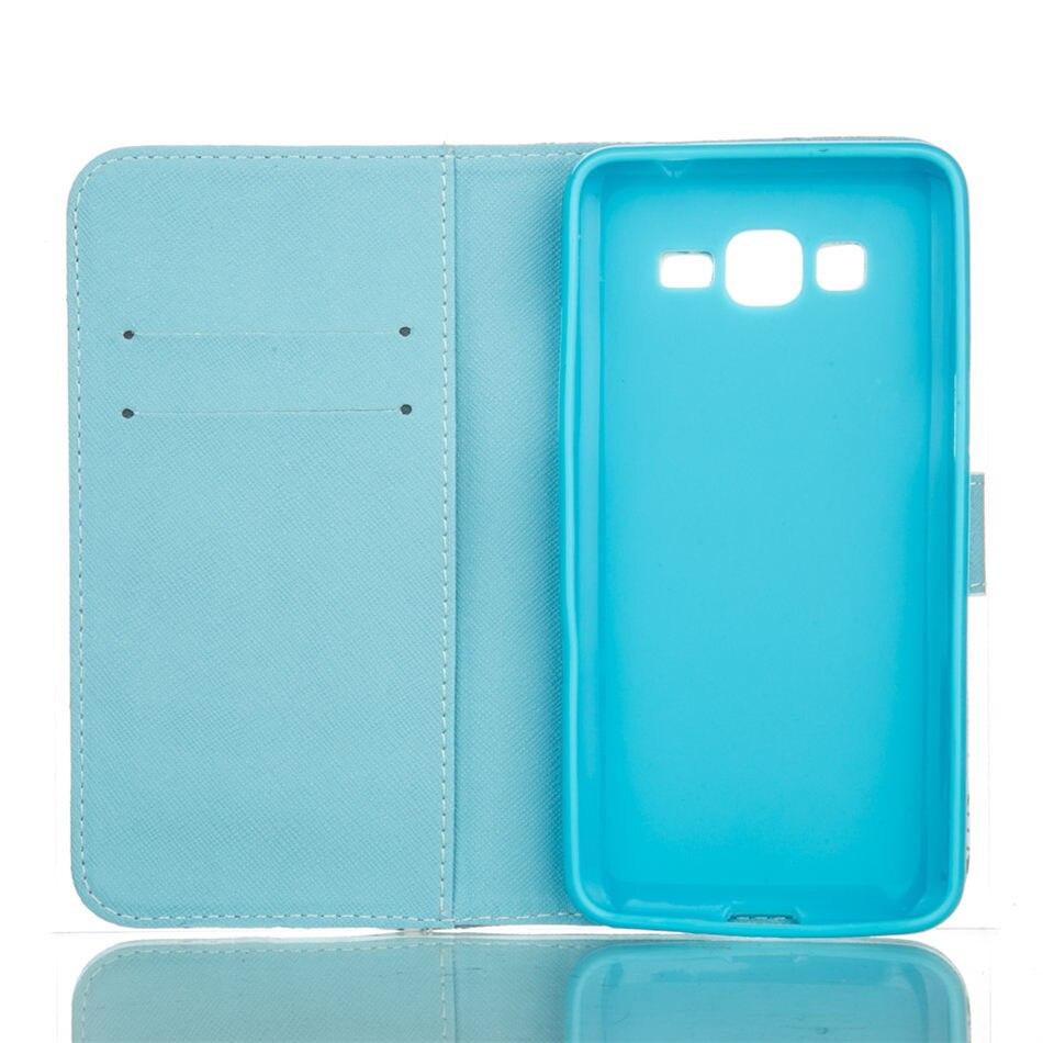 Flip Phone Case for Samsung Galaxy Galaxy J2 Prime G532F G532 SM G532F J2Prime Grand Prime G530 Cover Chimes Coque Fundas D23Z