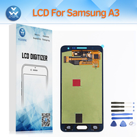 Super AMOLED Screen For Samsung Galaxy A3 2015 A300 A3000 SM A300F A300M LCD Display Touch