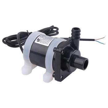Wysoki przepływ wysoki poziom podnoszenia pompa wodna 12 V 24V 900L H max pompa głębinowa wodoodporna mini elektryczna pompa wodna 12 V 12vdc tanie i dobre opinie jovtop Elektryczne Benzyna Niestandardowe Zatapialne Elektromagnetyczne pompy Wody Niskie ciśnienie GK70