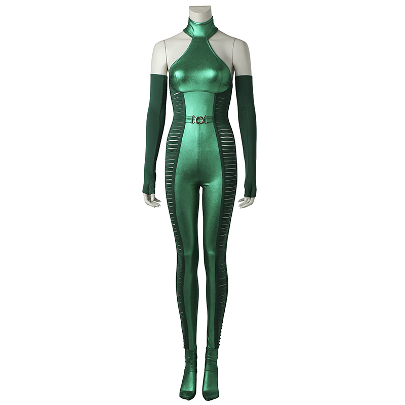 X-men Viper Cosplay Costume Full Set Jumpsuit Bodysuit Catsuit Halloween Party Women Sexy Adult Costume Cosplay Custom Made