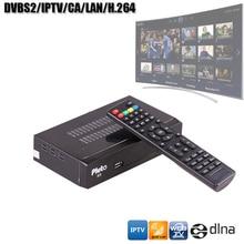 S9 Satellite Receiver With Arabic IPTV Europe IPTV PowerVu CA/LAN Function HD Digital DVBS/DVBS2 With Internet TV SET TOP BOX