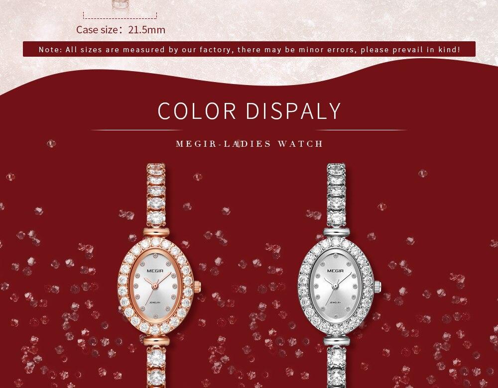 rosa diamante pulseira relógios senhoras hora montre