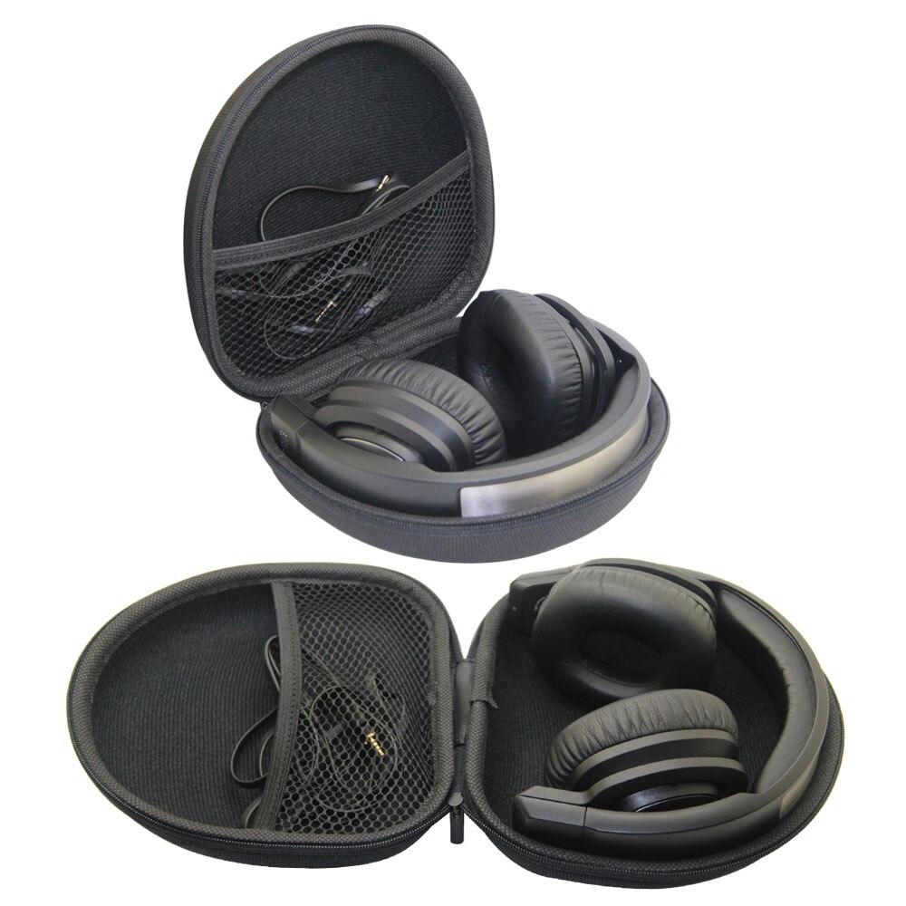 J55 POYATU Case Headphone Bag Para JBL J55i J55a E45bt J56BT Dúo Everest 300 Auriculares Bolsa de Transporte Caso Caja Portátil almacenamiento