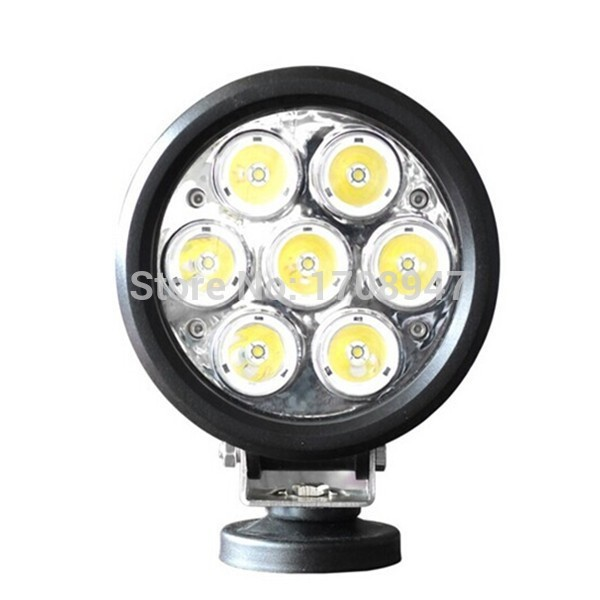 ФОТО Hot selling auto 12v led driving lights, super bright led driving light, 70w led driving light