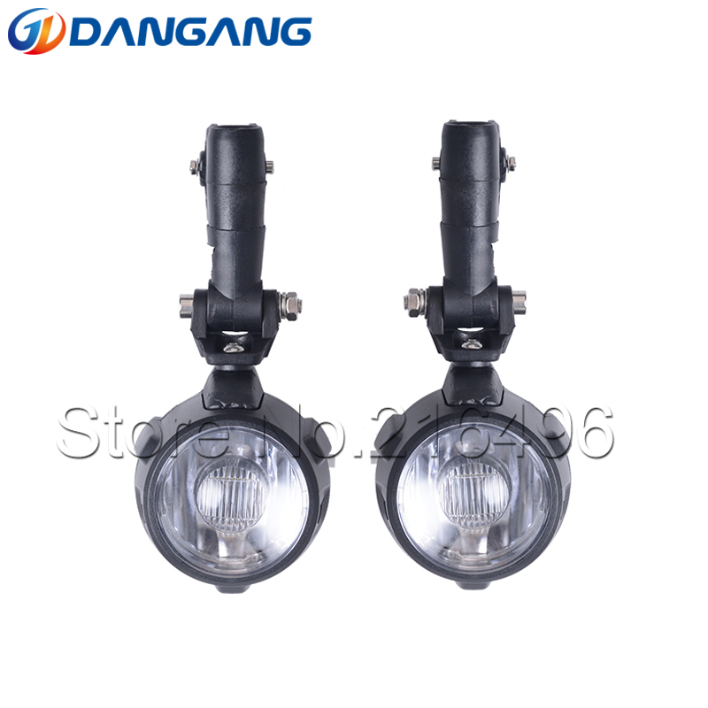 2019 New LED Auxiliary Fog Light For Universal Motorcycle Driving Lamp 60W For BMW R1200GS/ADV/F800GS/F700GS/F650