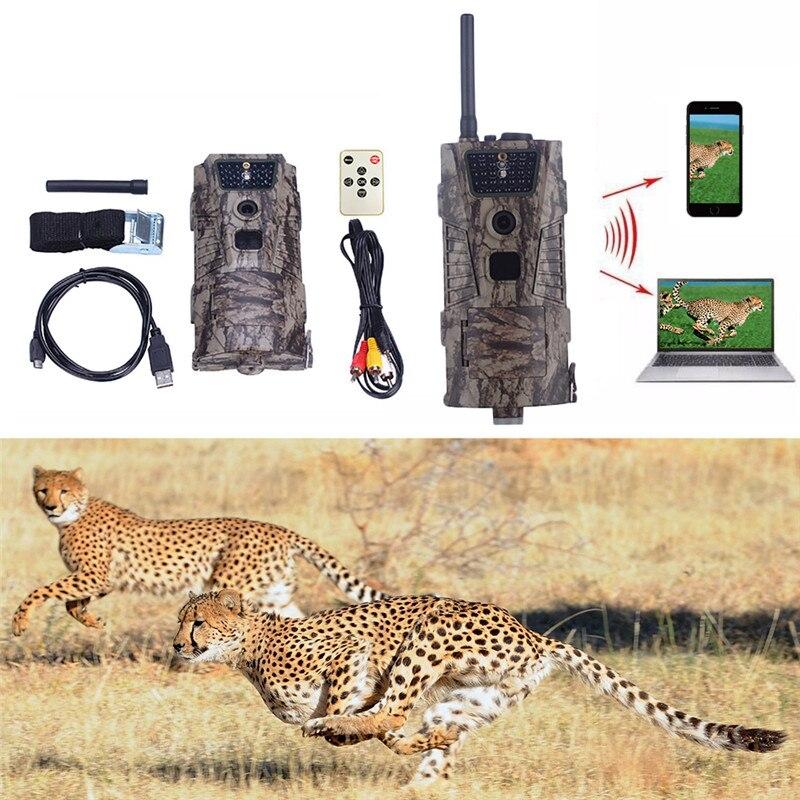 Skatolly HC600G HD охотничья камера 16MP 1080P инфракрасное ночное видение дикой природы Trail камера s Охотник фото ловушки целомудрия скауты игра