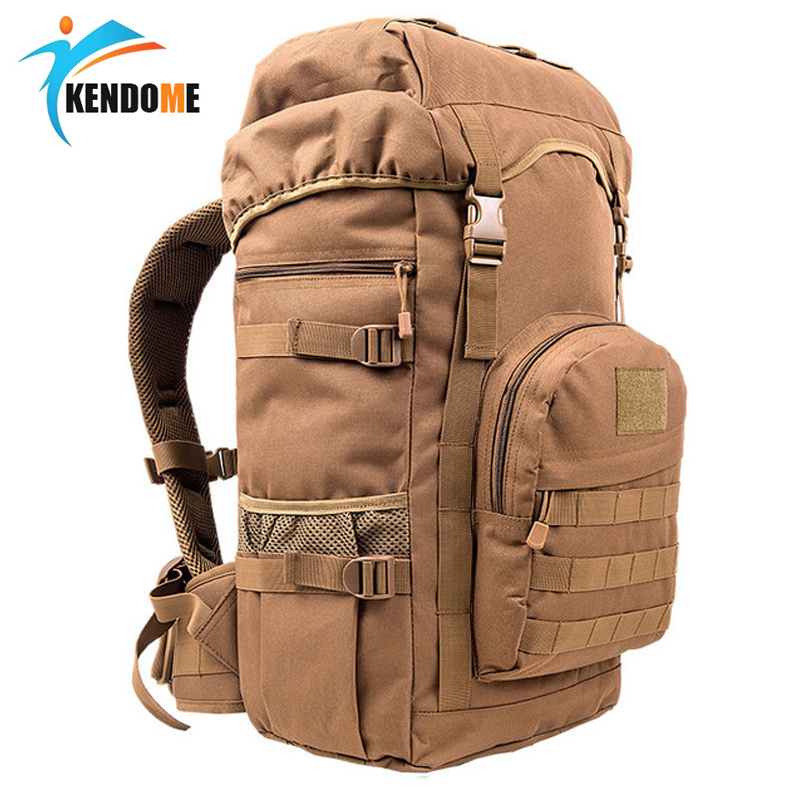 Hot Outdoor Sports Tactical Military Backpack Camping Hiking Climbing Men's Waterproof Backpack Bag Shoulder Bag Rucksack sports travel airsoft tactical knapsack camping climbing backpack 600d nylon hiking hunting vintage military bag camouflage