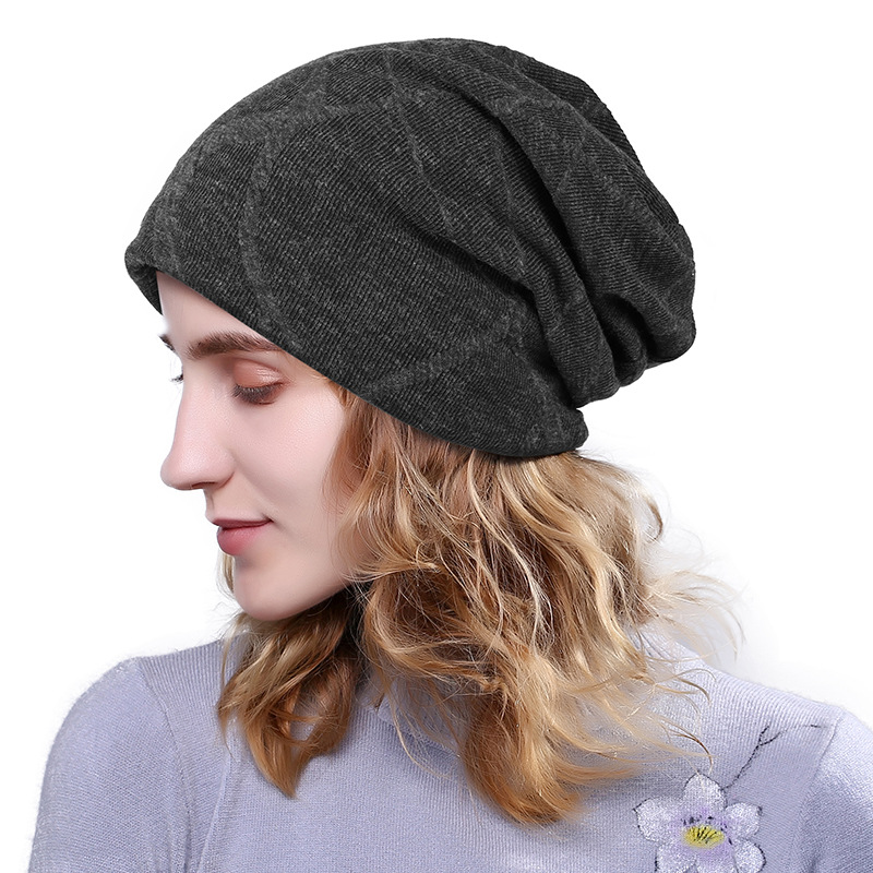 Europe and the United States tide winter knitted hat Men and women outdoor cashmere warm wool beanies 20 colors fall and winter europe and the united states men and women s bad hair day embroidery beanie kintted wool hat hiphop