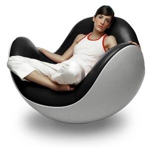 Stoel Voor Op Slaapkamer.Promotionele Villa Fiberglass Shell Stoelen Tumbler Sofa Lounge