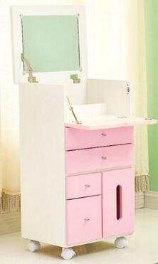 Dressing Table Cover With Mirror Makeup Table. Makeup Bedside Table In  Dressers From Furniture On Aliexpress.com | Alibaba Group