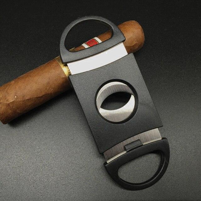Alla Moda di alta Qualità Protable Pocket Gadget Forbici per Sigari Sigaretta Co