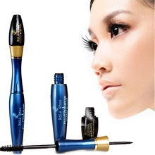 2pcs/lot 3D Fiber Lashes Rimel Mascara Makeup Transplanting Gel Natural Fibers Waterproof Eyelash Cosmetics Eyes #AP5 xgrj