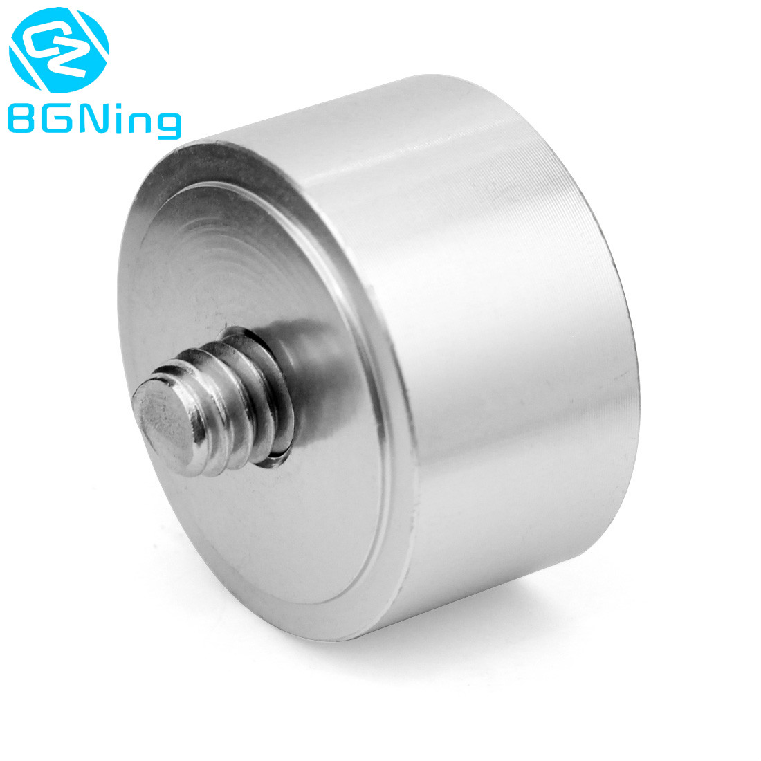 Aluminum <font><b>1</b></font>/4 Adapter Screws Tripod Adapter for Extension Rod for <font><b>G6</b></font> G5 SPG Live G4 Series Handheld Gimbal for Sport Camera image