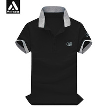 Sommer Stil Männer Plus König Größe t-shirt Kurzarm XXXL 4XL 5XL 6XL 8XL Turndown Colalr Mode T-shirts Für Mann Ashant