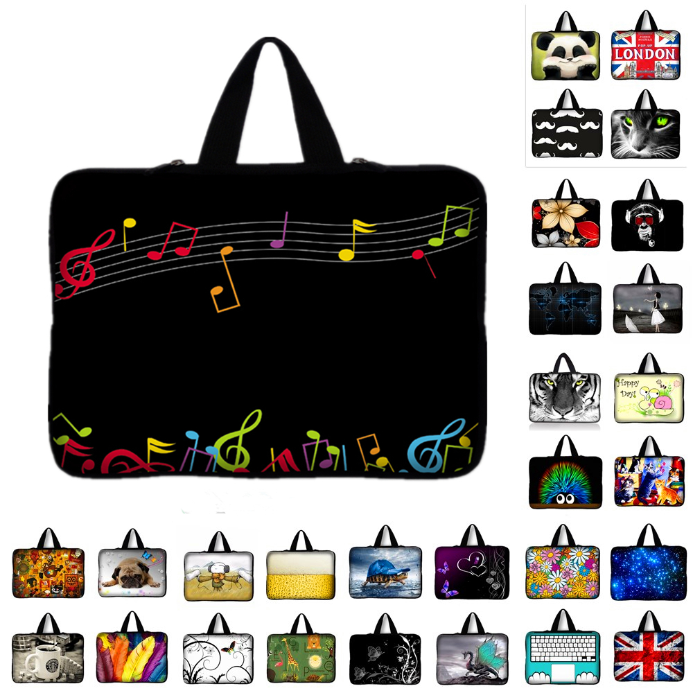 Laptop Bags Sleeve Notebook Case for Dell HP Asus Acer Lenovo Macbook 10.1 11.6 12 13 14 15.4 15.6 17.3 17.4 inch Computer Cover
