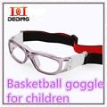 Das crianças Dos Esportes Da Forma Óculos de Futebol Óculos De Basquete Sports ao ar Livre oculos de Protecao DD0250 Basquete Parágrafo Criancas