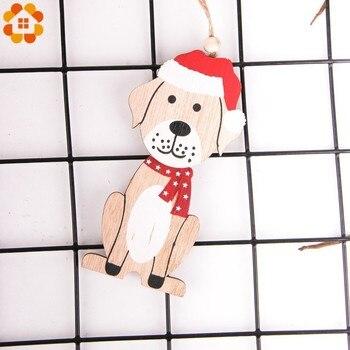 Dog Cute Christmas  Pendants  6