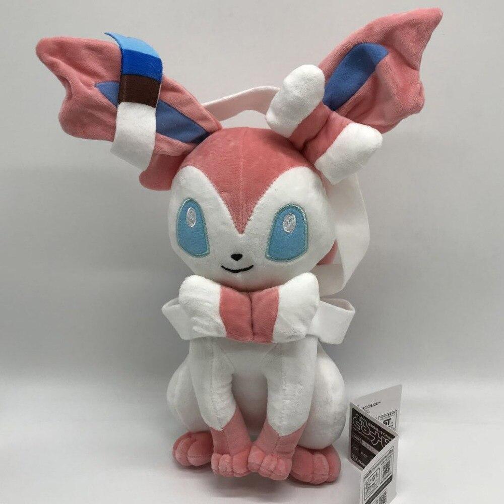 Sylveon Plush soft Toy Doll Stuffed Animal Teddy 14