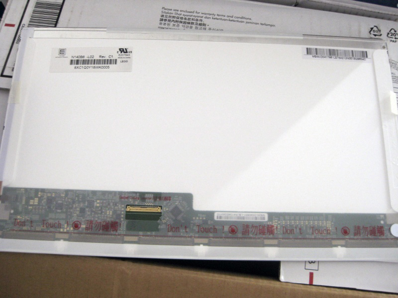 купить For Samsung R425 14.0 LED Display Laptop LCD Screen Matrix Panel Glossy 1366*768 HD LVDS 40Pins недорого