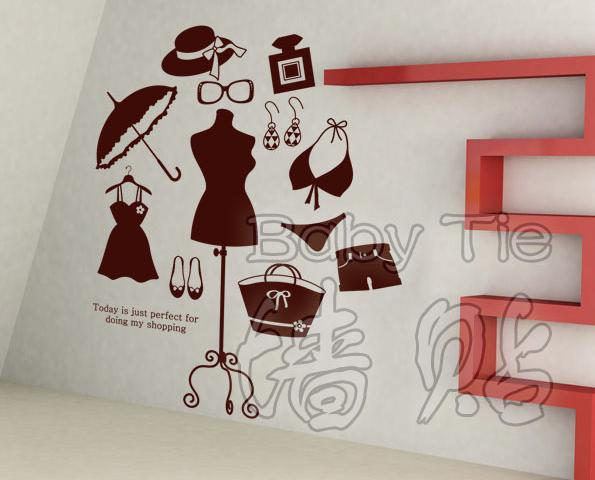 home decor Picture More Detailed Picture about Lady Clothes Shop