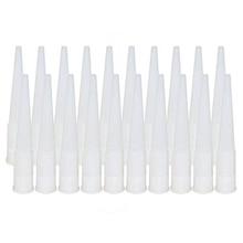 20 шт. горячий пластиковый универсальный сопло для обжига стекла клей наконечник рот для домашнего улучшения строительные инструменты