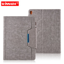 For iPad Pro 11 2018 Case luxury Business Pocketbook PU Leather Full Protective Shell Smart Cover for ipad pro 11 inch case цена и фото