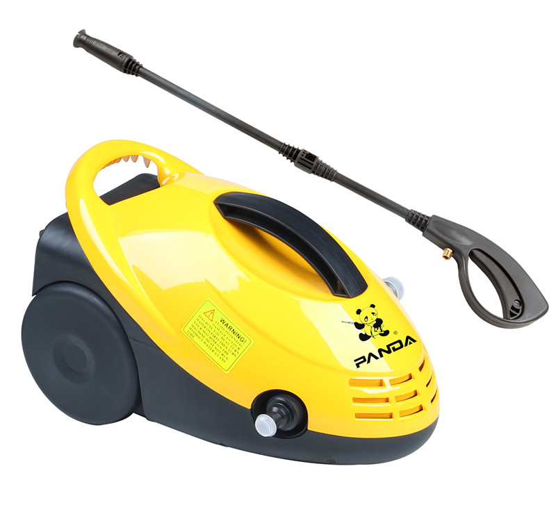 Power Washing Machine >> Us 120 0 High Pressure Washing Machine 97bar Pump 220v 1 6kw Portable Car Pressure Washer 5 5lpm Cold Water Cleaning Machine In Pumps From Home