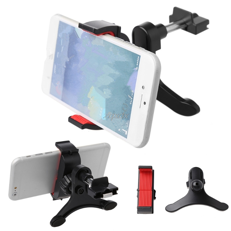 Universal 360 Degree Rotation Car Air Vent Mount Holder Stand For 3.5-6 Smart Phone Z07 Drop ship