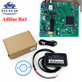 Adblue 8 in 1 Adblue Emulation 8in1 With NOx Sensor Adblue Emulator 8 in 1 Adblue 8in1 For 8 Type Trucks Free Shipping