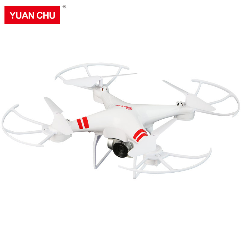цена Y33 WIFI FPV rone RC Drone QuadcoptHeadless RC Helicopter Mode 2.4G 4CH 6 Axle multifunctional Quadcopter RTF Remote Control Toy