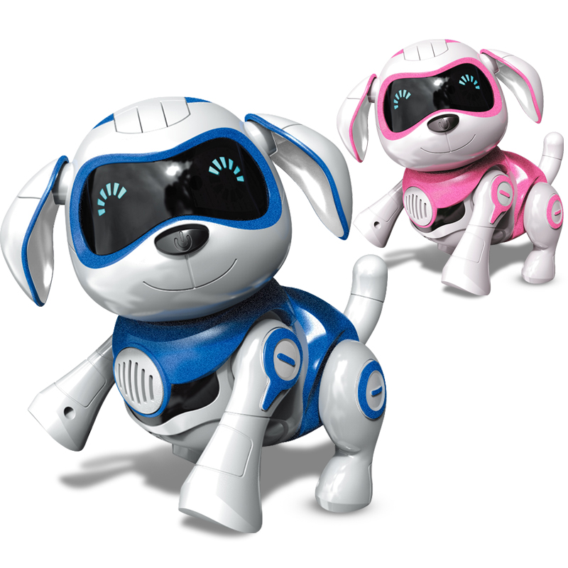 Robot dog electronic dogs with music sing dance walking Intelligent mechanical Smart robot toy dog цена