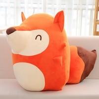 40cm Cute Ali Fox Lover Baby Soft Doll Plush Toys Soft Cotton Stuffed Animals Toys Birthday