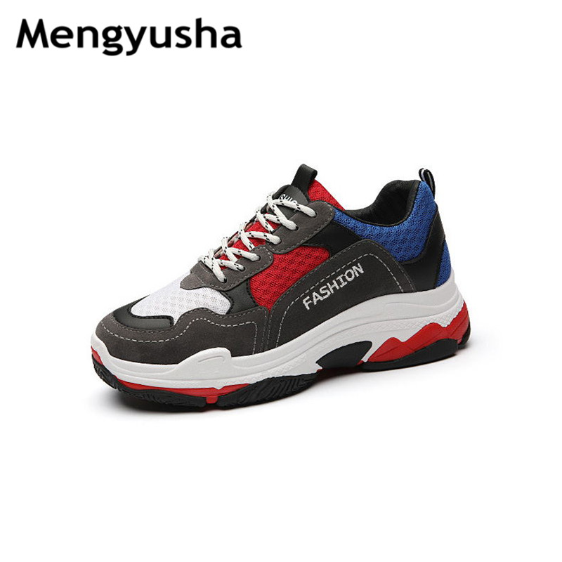 Fashion 2018 Casual Shoes Woman Summer Comfortable Breathable Mesh Flats Female Platform Sneakers Women Chaussure Femme toursh 2018 summer women shoes light sneakers breathable mesh beach shoes female cheap casual outdoor lady walking flats shoes