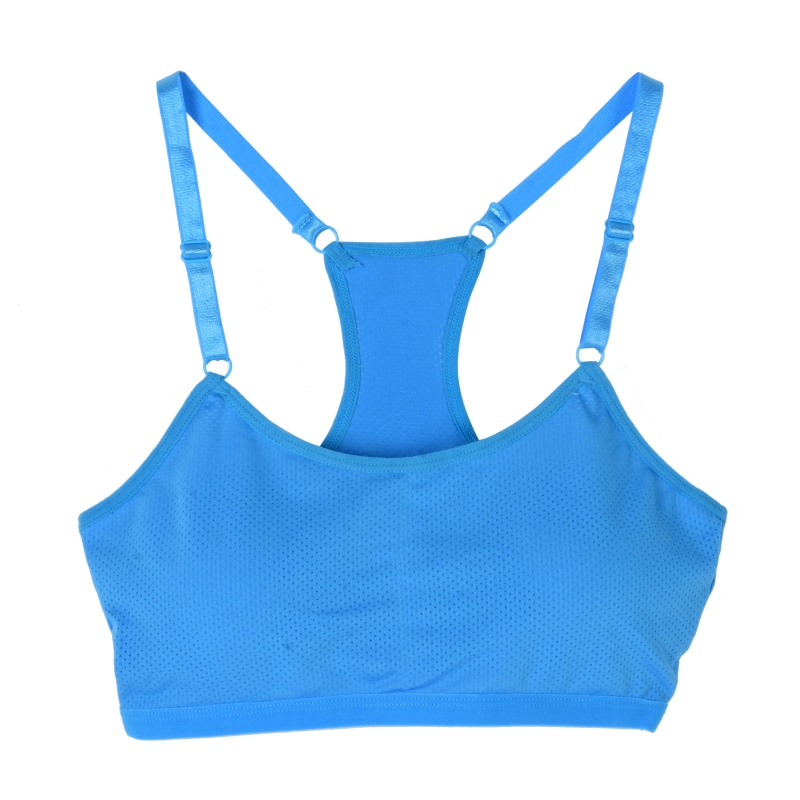 Women Seamless Adjustable Shoulder Strap Bras Stretch Workout Bras VM