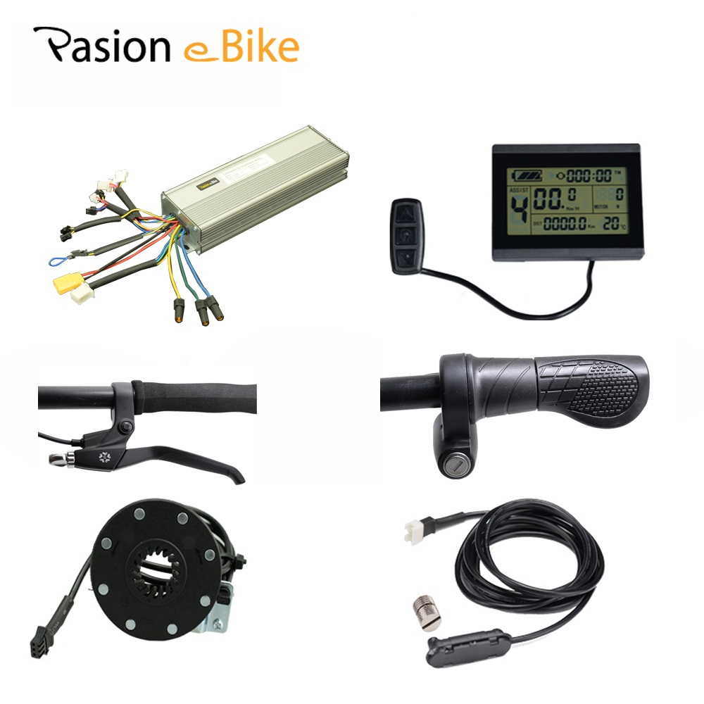Throttle Lever For Dc Moter : Pasion e bike v w electric bicycle components for