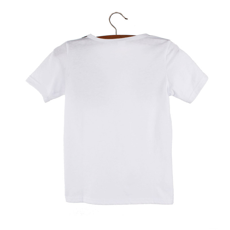2018 Hot Sale t shirt Boy Kids summer children clothing Headphone Short Sleeve Tops Blouses T Shirt Tees Clothes #N30 1