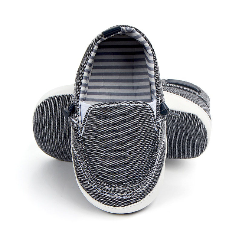 Spring Autumn Baby Shoes Newborn Cotton Non-Slip New Bottom Toddler The First Walker Shoes Baby Boy Girl Sets Of Shoes