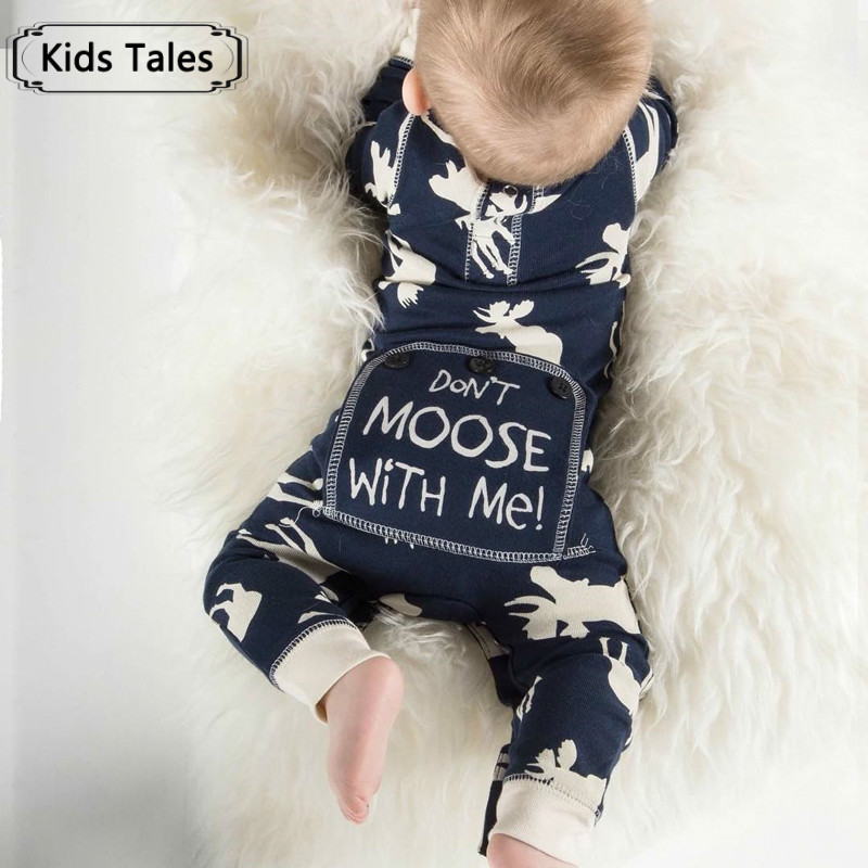 Cute Toddler Infant Girl Boy Xmas Clothes With Long Sleeve Sliders Overalls Pajamas XMAS Clothes Warm Suits for AU SR140