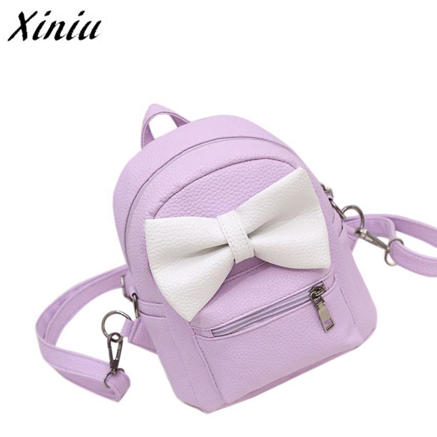 Для женщин плечо кожаный мешок школы милые рюкзаки для девочек рюкзак путешествия рюкзак Deri Sirt Cantasi женский рюкзак A7714