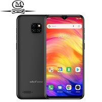 Ulefone Note 7 Smartphone 6.1 inch Android 8.1 phones Waterdrop Screen Quad Core Mobile phone 3500mAh WCDMA Unlock Cell phone