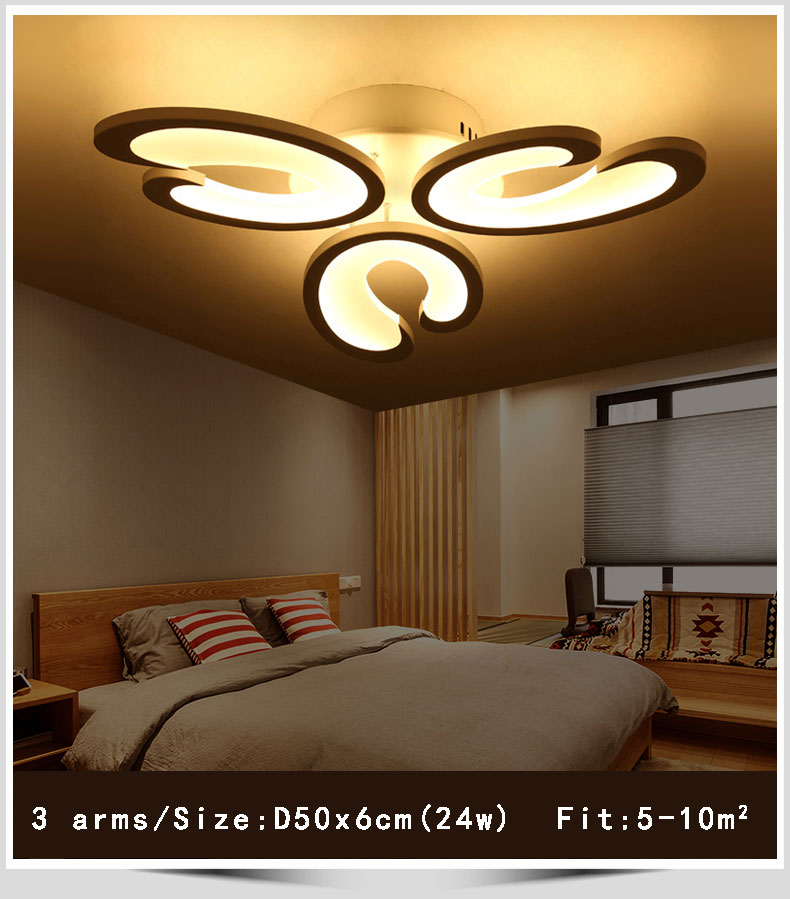 Ceiling Lights & Fans Have An Inquiring Mind Led Ceiling Light Modern Lamp Panel Living Room Round Lighting Fixture Bedroom Kitchen Hall Surface Mount Flush Remote Control Ceiling Lights