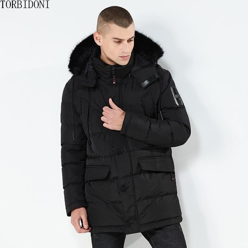 Men Winter Jackets Slim Hooded Thick Padded Outwear Coats Casual Moletom Masculino Wadded Jackets Thicken Warm Parkas M-XXXL