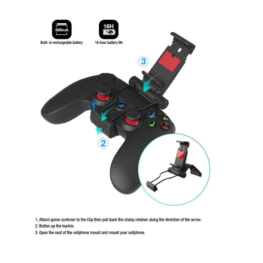 GameSir G3s légende Mobile/AOV Bluetooth 2.4G contrôleur de manette filaire pour Android TV BOX Smartphone tablette PC Gear VR