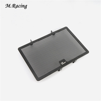 Motorcycle Aluminum Radiator Grill Guard Cover For CB650F CBR650F 2014 2017