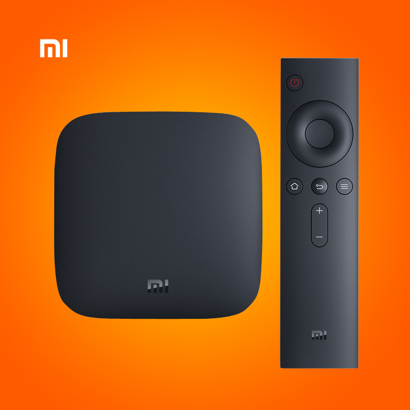 Global Version Mi Box 3 Android 6.0 Smart Set-top TV Box Quad Core Youtube Netflix 4K DTS Dolby HDR Media Player HDMI sno katt w14101198223