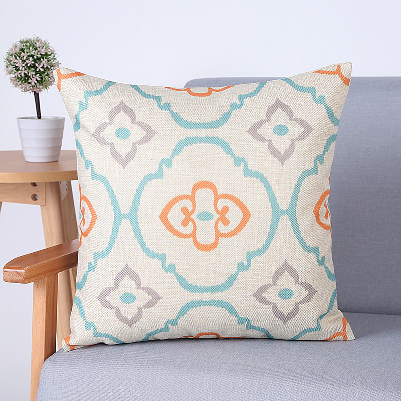Cushion Cover Decorative Throw Pillows Chair Sofa Pillow Cover Home Decor