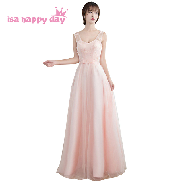 3c95ed626b6 vestidos formales ladies lovely ball gown pink long korean evening gown  gowns dresses formal dress new fashion 2017 H3921