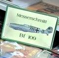 [ Mike86 ] Messerschmitt bf 109 Aircraft Tin Sign Art  wall decoration House Bar Retro Metal signs A-270 Mix order 20*30 CM
