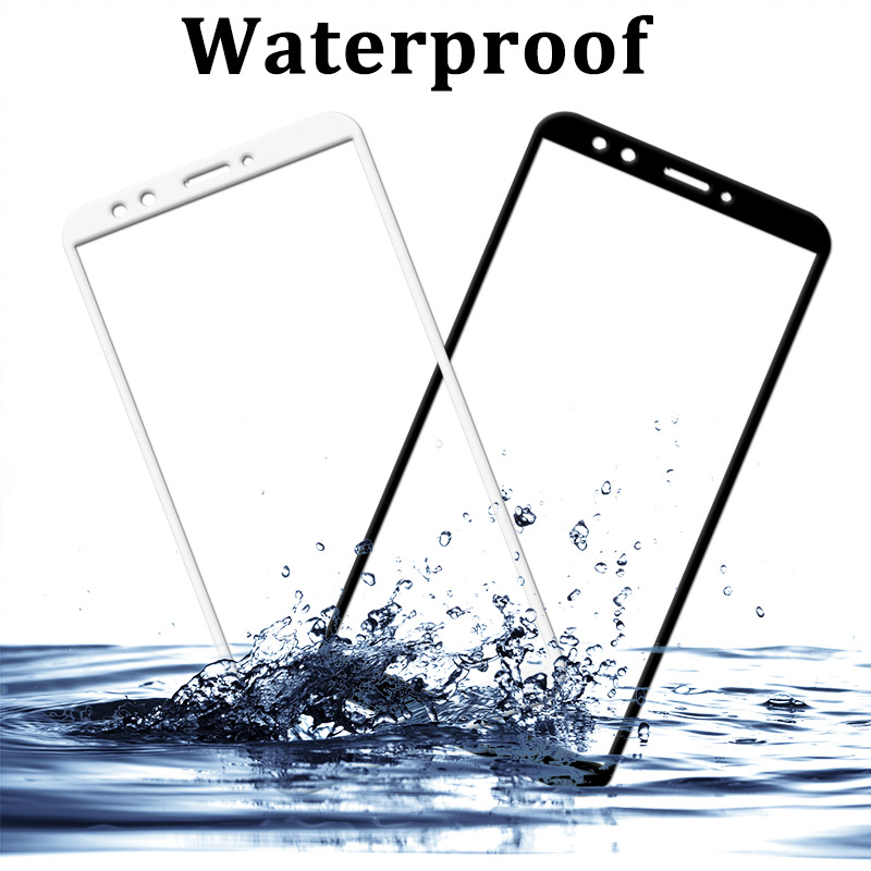 Image 4 - Protective Tempered Glass on the For huawei Honor 7A Pro 7X 7C honor7a honor7c Hono 7 A C X A7 C7 X7 Glass screen protector Film-in Phone Screen Protectors from Cellphones & Telecommunications