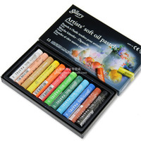 12/24/36/48 Colores/Set Forma Redonda Pastel Al Óleo Artista Pintura Dibujo Stocks de Dibujo Arte conjunto de Estudiantes de La Escuela de Papelería